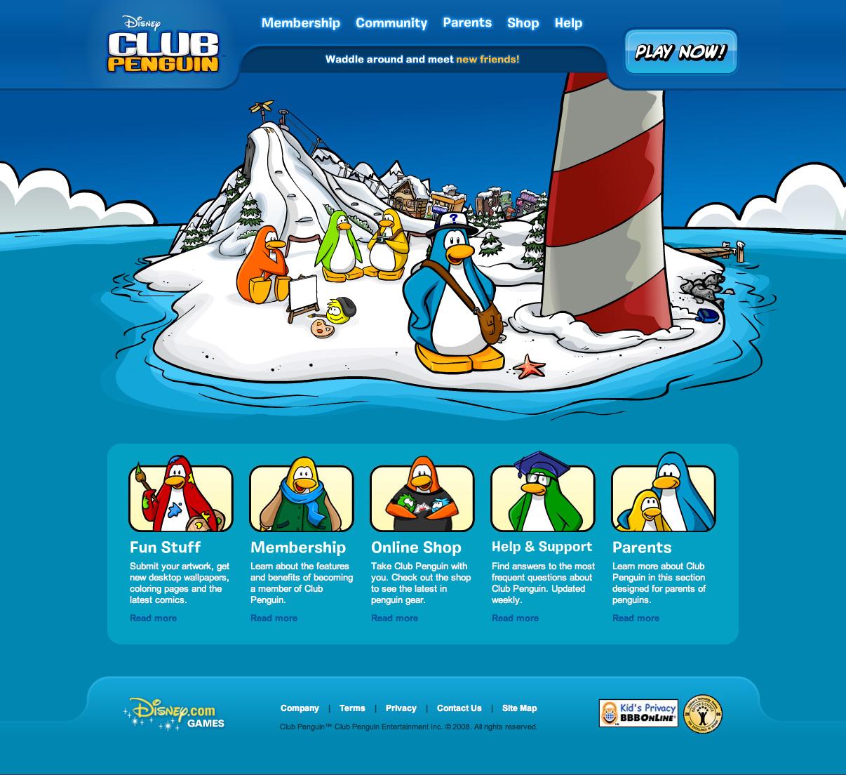 Club Penguin image
