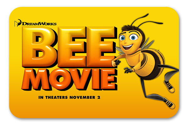 Bee Movie Official Movie Website image