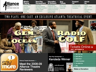 Alliance Theatre image