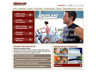 Highland Fitness Centers image