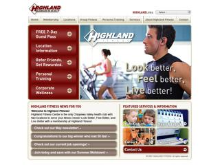 Highland Fitness Centers image