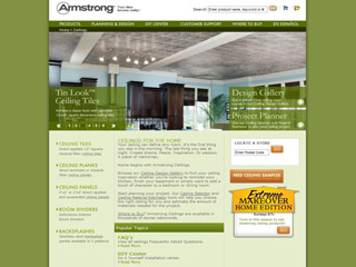 Armstrong Residential Ceilings image