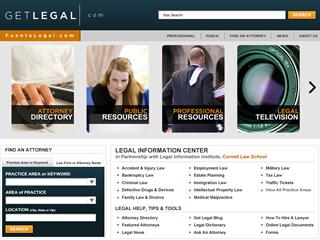 www.GetLegal.com image