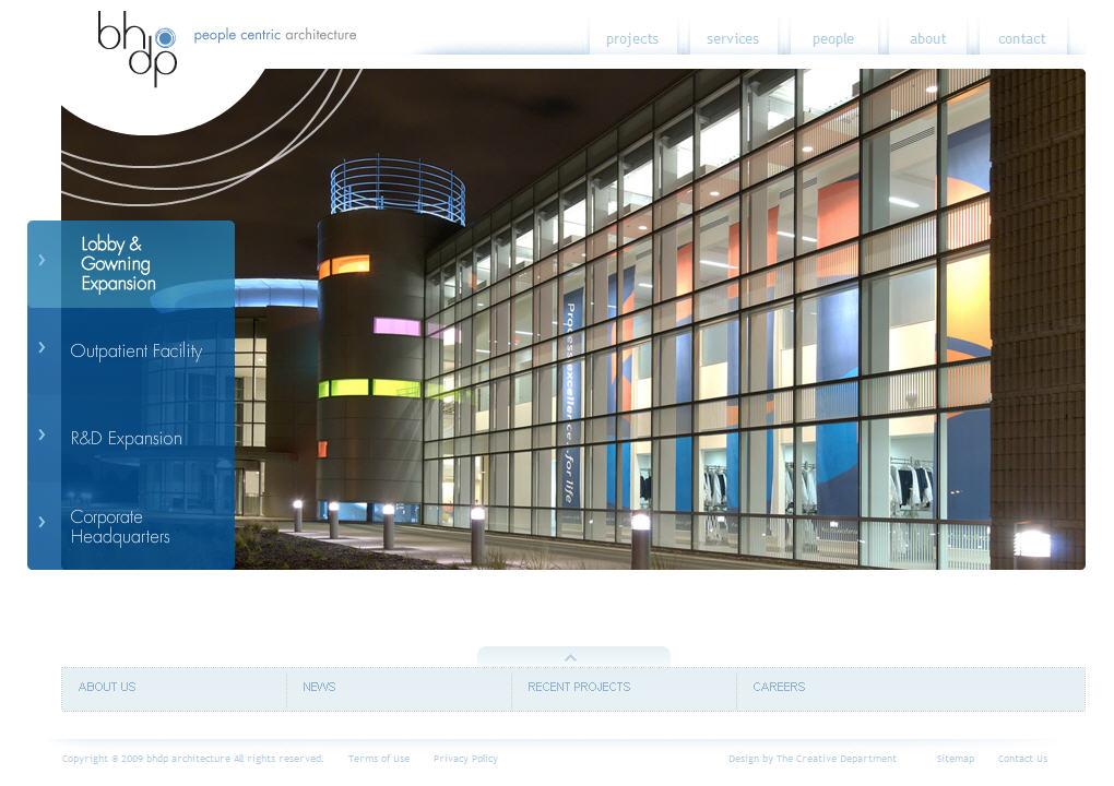 bhdp architecture image