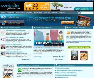 WebsiteMagazine.com image