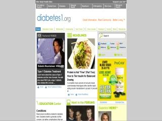 Diabetes1.org image