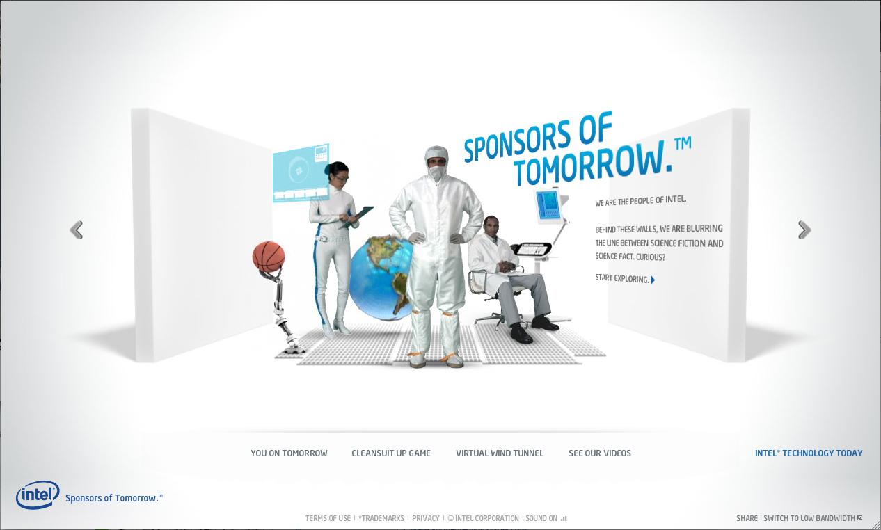 Sponsors of Tomorrow image