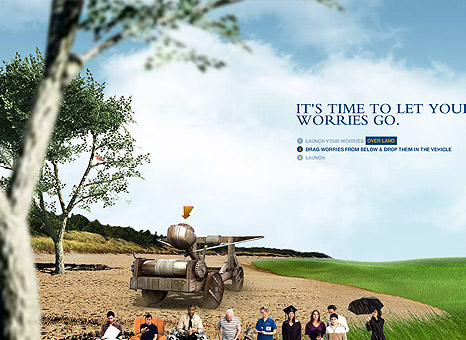 Northwestern Mutual - Let Your Worries Go image
