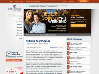 Lakewood Church image