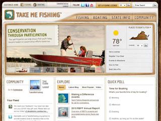 TakeMeFishing.org image