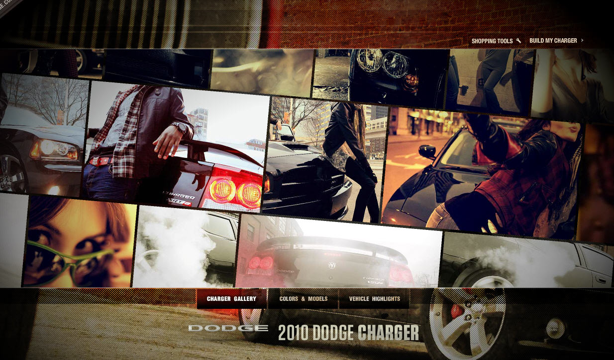 The 2010 Dodge Charger Experience image