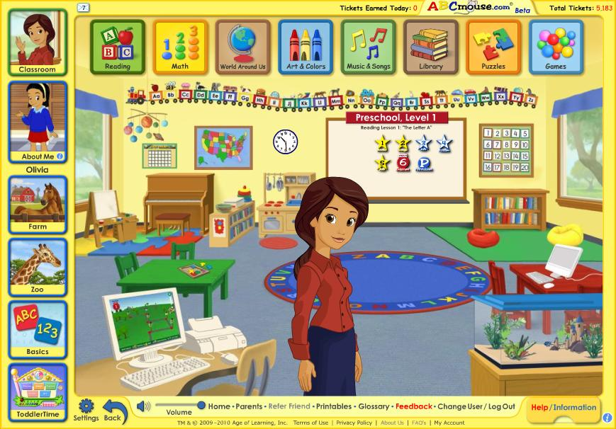 ABCmouse.com image