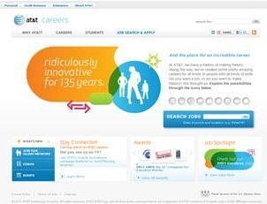 AT&T Career Website image