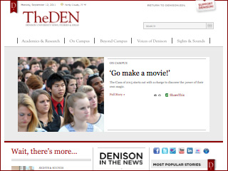 TheDEN image
