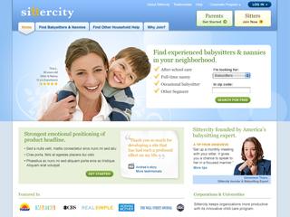 Sittercity.com Product Transformation image