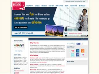 ASAE Annual Meeting Website image