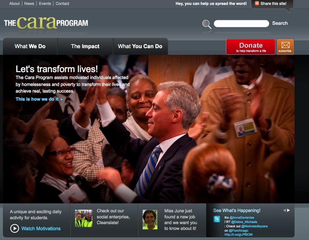 The Cara Program image
