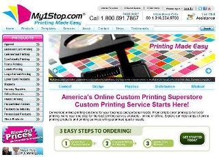 My1Stop.com - Printing Made Easy image