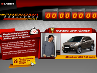 Phenoma Challenge image
