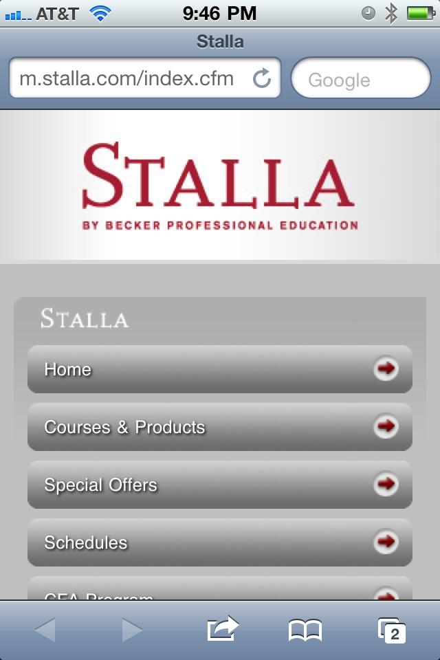Stalla Mobile image
