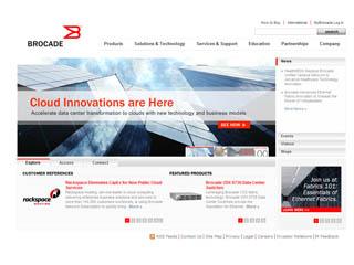 Brocade.com image