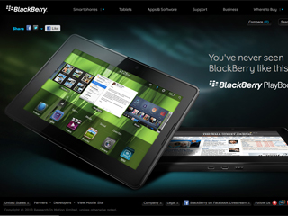 BlackBerry Playbook image