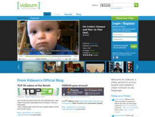 Videum - Health in Any Language image