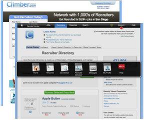 Climber.com - Outstanding Career Site image