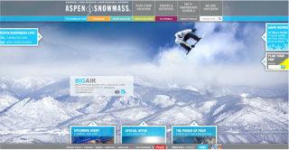 Aspen/Snowmass Website Redesign image