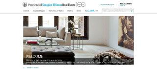 Douglas Elliman Corporate Website image