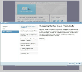 New Email Newsletter Tool Eliminates the Need for IT Companies to Write Their Own Articles image