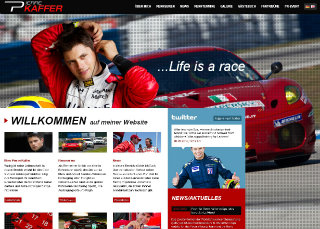 Official Website of racing driver Pierre Kaffer image
