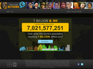 7 Billion and Me image