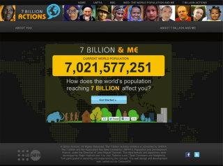 7 Billion and Me image