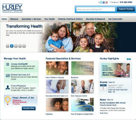 Hurley Medical Center and Children's Hospital image