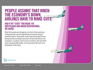 AirTran Airways - E-Annual 2003 image