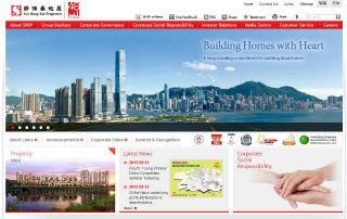Sun Hung Kai Properties Corporate Website image
