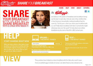 Kellogg's Share Your Breakfast image