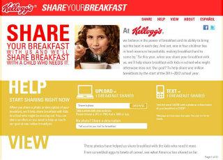 Kellogg's Share Your Breakfast image