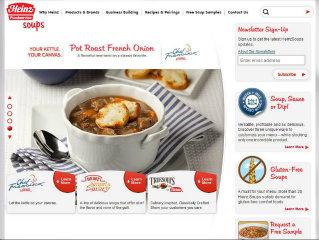 Heinz Foodservice, Soups image