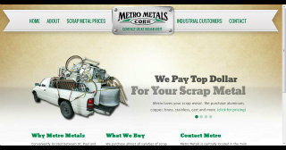Metro Metals Corporation image