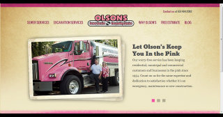 Let Olson's Keep You In the Pink image
