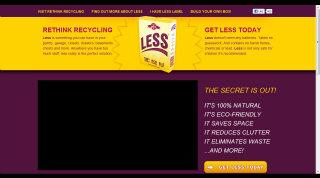 Solid Waste Management Coordinating Board: Get Less image