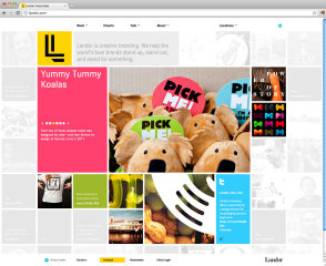 Landor.com image