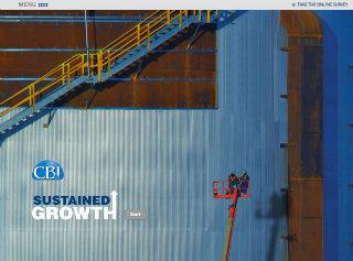 CBI 2011 Annual Report image