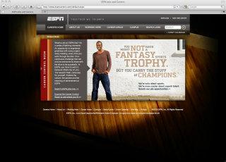 ESPN Career Site image