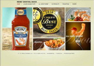 Heinz Cocktail Sauce image