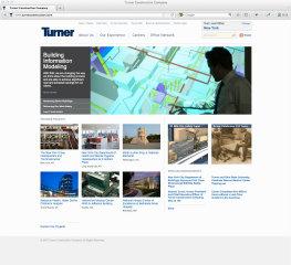 Turner Construction Company image