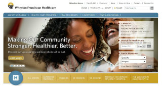 Wheaton Franciscan Healthcare/CareTech Solutions image