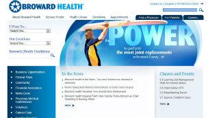 Broward Health/CareTech Solutions image